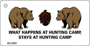 Hunting Camp Wholesale Novelty Key Chain