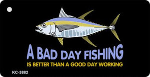 Bad Day Fishing Wholesale Novelty Key Chain