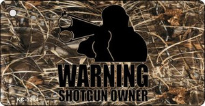 Shotgun Owner Wholesale Novelty Key Chain