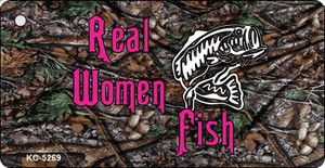 Real Women Fish Wholesale Novelty Key Chain