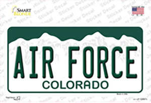 Air Force Wholesale Novelty Sticker Decal