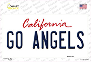 Go Angels Wholesale Novelty Sticker Decal