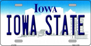 Iowa State Wholesale Novelty Metal License Plate Tag