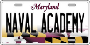 Naval Academy Wholesale Novelty Metal License Plate Tag
