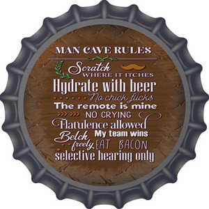 Hydrate With Beer Wholesale Novelty Metal Bottle Cap