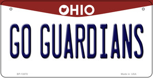 Go Guardians Ohio Wholesale Novelty Metal Bicycle Plate