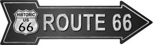 Route 66 Wholesale Metal Arrow Sign