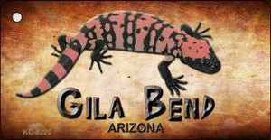 Gila Bend Arizona Wholesale Novelty Key Chain