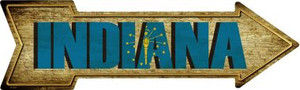 Indiana Wholesale Novelty Metal Arrow Sign