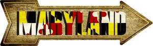 Maryland Wholesale Novelty Metal Arrow Sign