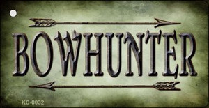 Bowhunter Wholesale Novelty Key Chain
