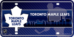 Toronto Maple Leafs Wholesale Metal Novelty License Plate