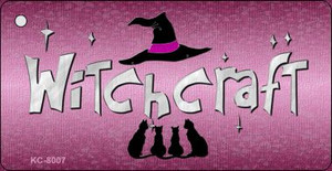 Witch Craft Wholesale Novelty Key Chain