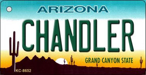 Chandler Arizona Background Wholesale Novelty Key Chain