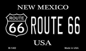 Route 66 Shield New Mexico Wholesale Novelty Metal Magnet