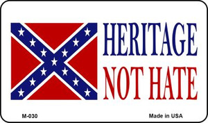 Heritage Not Hate Wholesale Novelty Metal Magnet