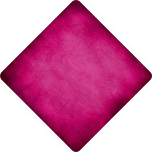 Pink Oil Rubbed Wholesale Novelty Metal Crossing Sign