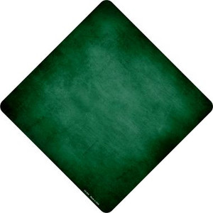 Green Oil Rubbed Wholesale Novelty Metal Crossing Sign