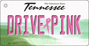 Drive Pink Tennessee Wholesale Novelty Key Chain