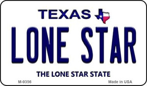 Lone Star Texas Wholesale Novelty Metal Magnet