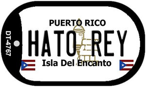 "Hato Rey Puerto Rico Flag Dog Tag Kit 2"" Wholesale Metal Novelty Necklace"