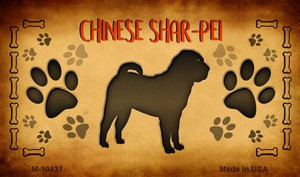 Chinese Shar-Pei Wholesale Magnet