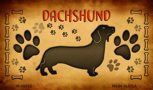 Dachshund Wholesale Magnet