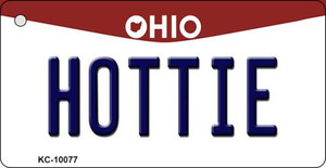 Hottie Ohio State License Plate Wholesale Key Chain