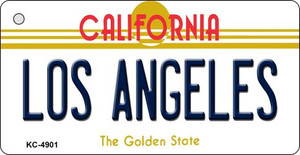 Los Angeles California State License Plate Wholesale Key Chain