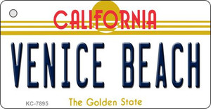 Venice Beach California State License Plate Wholesale Key Chain