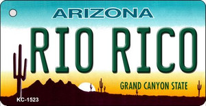 Rio Rico Arizona State License Plate Wholesale Key Chain