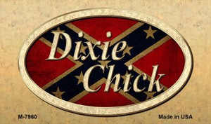 Dixie Chick Novelty Wholesale Magnet