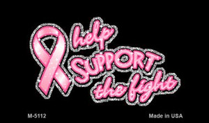Help Support The Fight Wholesale Novelty Magnet M-5112