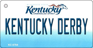 Kentucky Derby State License Plate Novelty Wholesale Key Chain KC-6764