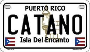 Catano Puerto Rico State Wholesale Motorcycle License Plate MP-2826