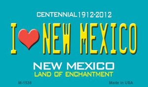 I Love New Mexico Novelty Wholesale Magnet