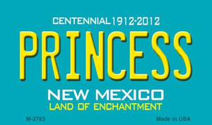 Princess New Mexico Novelty Wholesale Magnet