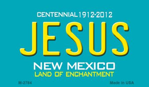 Jesus New Mexico Novelty Wholesale Magnet