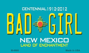 Bad Girl New Mexico Novelty Wholesale Magnet