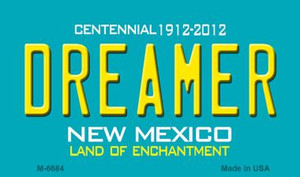 Dreamer New Mexico Novelty Wholesale Magnet
