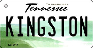 Kingston Tennessee License Plate Wholesale Key Chain KC-6417