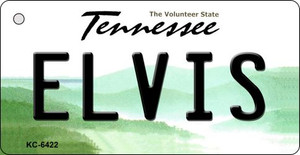 Elvis Tennessee License Plate Wholesale Key Chain KC-6422