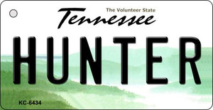 Hunter Tennessee License Plate Wholesale Key Chain KC-6434