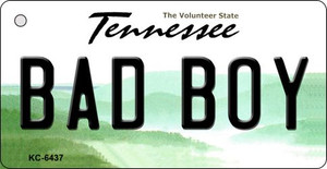 Bad Boy Tennessee License Plate Wholesale Key Chain KC-6437