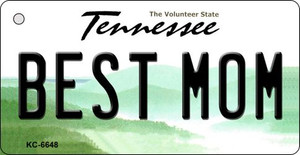 Best Mom Tennessee License Plate Wholesale Key Chain KC-6648
