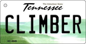 Climber Tennessee License Plate Wholesale Key Chain