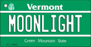Moonlight Vermont License Plate Novelty Wholesale Key Chain