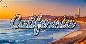 California Beach Wholesale Key Chain KC-11588