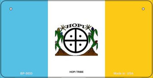 Hopi Tribe Novelty Wholesale Bicycle License Plate BP-5033