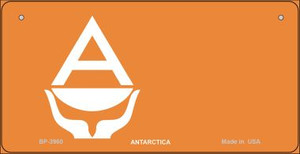 Antartica Flag Wholesale Novelty Bicycle Plate BP-3960